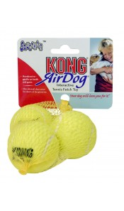 Air Kong Squeaker Ball Small x 3 Dog Toy