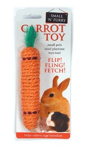 Carrot Toy