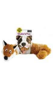 Shake 'A' Fox Dog Toy (Small)