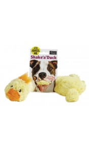 Small Shake 'A' Duck Dog Toy