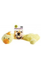 Large Shake 'A' Duck Dog Toy