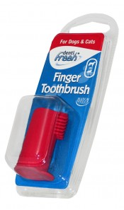 Dog & Cat Toothbrush (Finger)