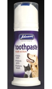 Johnsons Toothpaste for Cats & Dogs