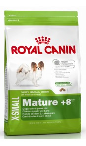 Royal Canin X-Small Mature 8+
