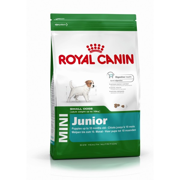 mini junior royal canin pet bay ltd. Black Bedroom Furniture Sets. Home Design Ideas