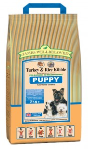 Puppy Turkey & Rice Dog Food