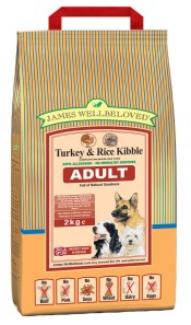 Adult Turkey & Rice Dog Food