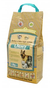 Light Turkey & Rice Dog Food