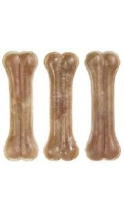 "6"" Rawhide Kuckle Bone"