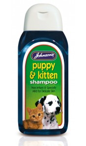 Johnsons Puppy/Kitten Shampoo