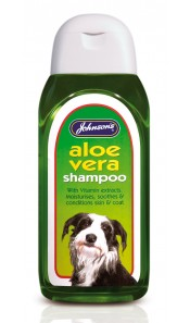 Johnsons Aloe Vera Shampoo