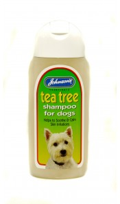 Johnsons Tea Tree Shampoo