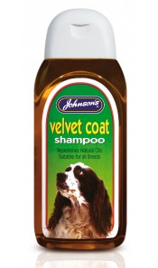 Johnsons Velvet Coat Shampoo