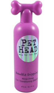 Pet Head Conditioning Shampoo Double Dipping 475ml