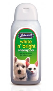 Johnsons White Bright Shampoo