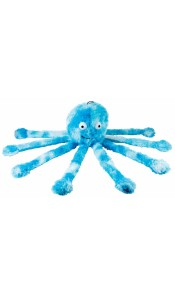 Soft Octopus Dog Toy