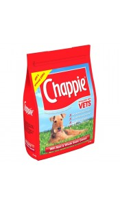 Beef 3Kg Dry Dog Food (Chappie)