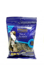 Sea Jerky Tiddlers 100g