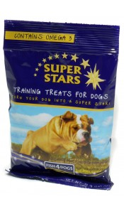 Superstars Training Treats 75g